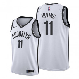 Camiseta Brooklyn Nets Kyrie Irving Blanca 2019/2020