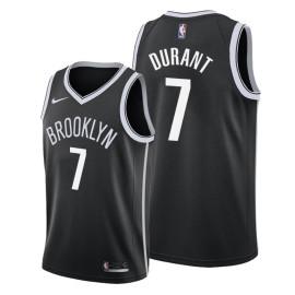 Camiseta Brooklyn Nets Kevin Durant Negra 2019/2020