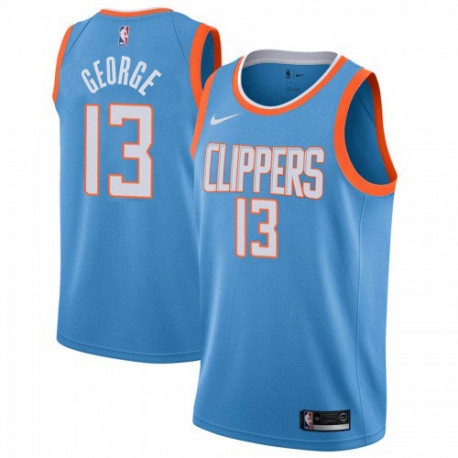 Camiseta Clippers Paul George City Edition 2019/2020