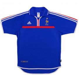 Camiseta Retro Francia 1º 2000