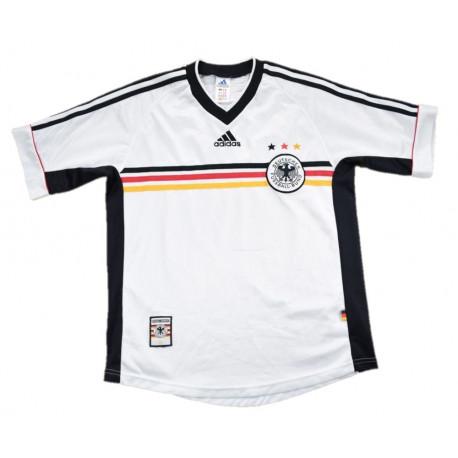 Camiseta Retro Alemania 1º 1998