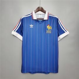 Camiseta Retro Francia 1º 1982
