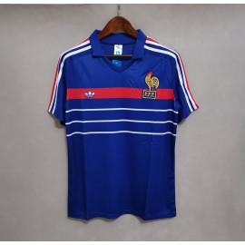 Camiseta Retro Francia 1º 1984