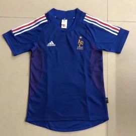 Camiseta Retro Francia 1º 2002