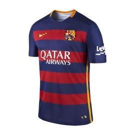 Camiseta Retro Blau-Granas 1ª 15-16