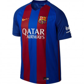 Camiseta Retro Blau-Granas 1ª 16-17