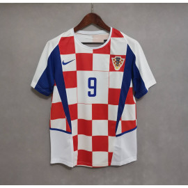 Camiseta Retro Croacia 1º 2002