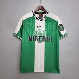 Camiseta Retro Nigeria 1º 1996
