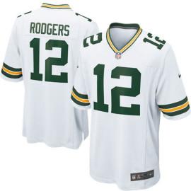 Green Bay Packers Aaron Rodgers Blanca