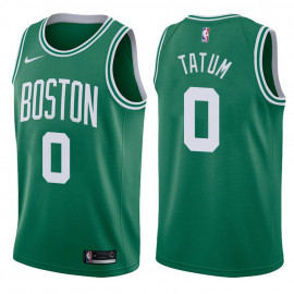 Camiseta Boston Celtics Tatum Verde 2018